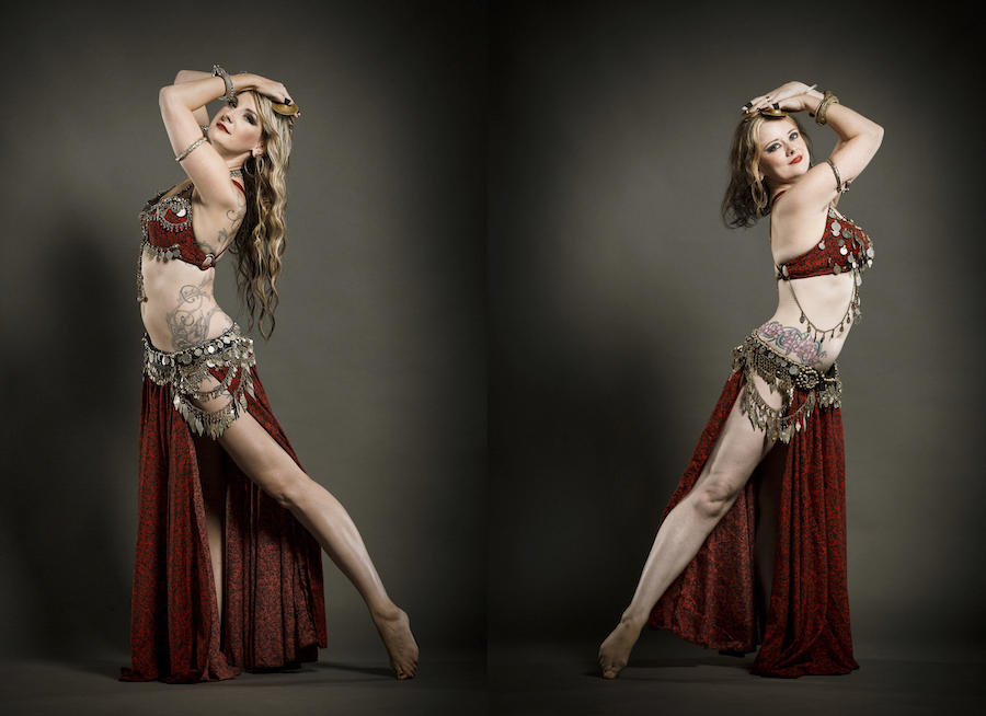 belly dance classes and events